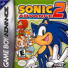 Sonic Advance 2 (NA)