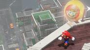 Super Mario Odyssey - Luigi's Balloon World - Screenshot 011