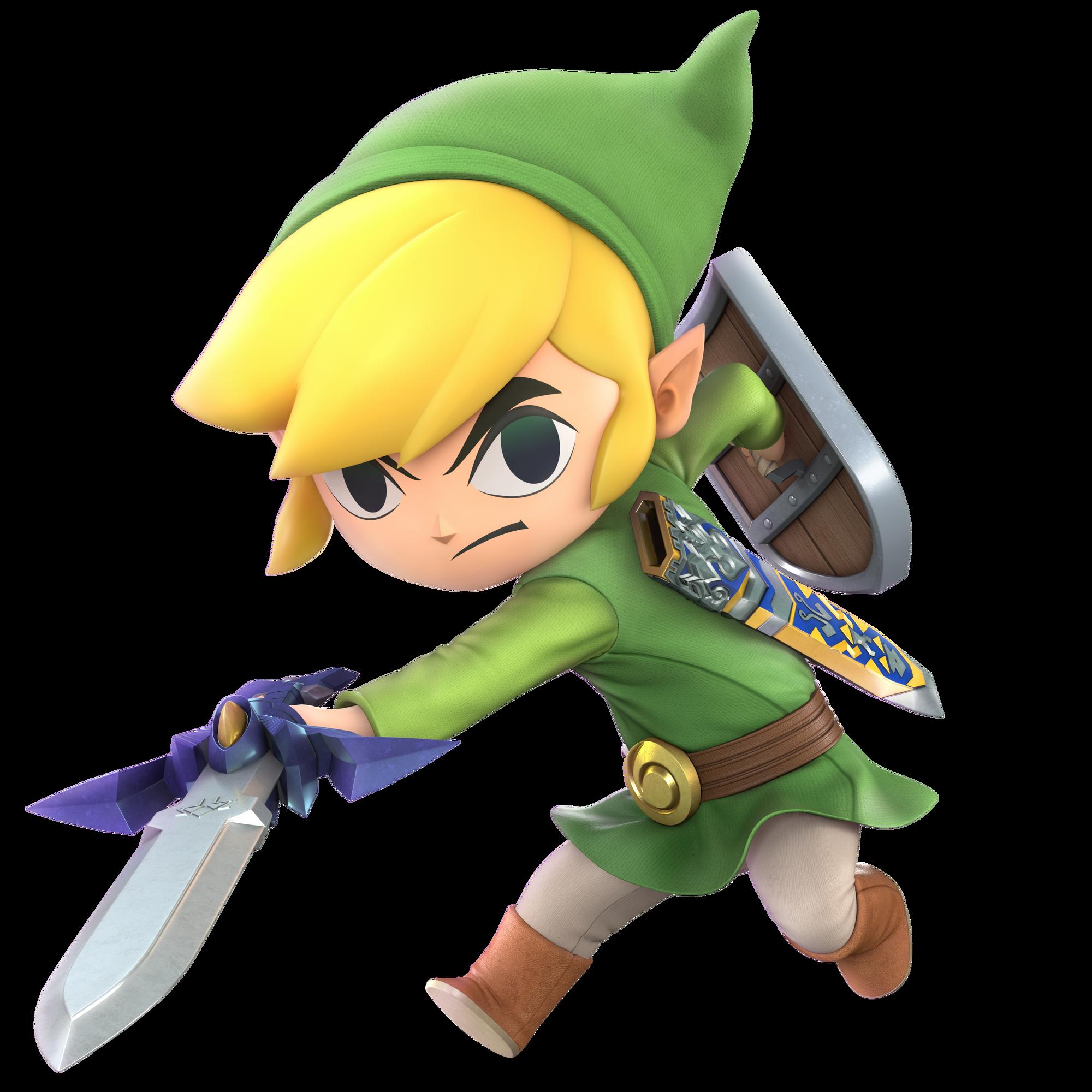 Toon Link | Nintendo | FANDOM powered by Wikia