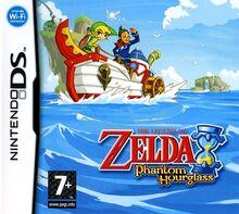 The Legend of Zelda Phantom Hourglass (EU)