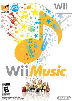 Wii Music (NA)