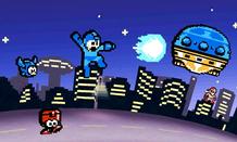 42 - Puzzle Swap - Mega Man