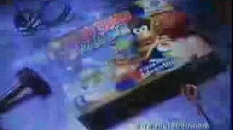 Diddy Kong Racing (N64) Commercial 1997