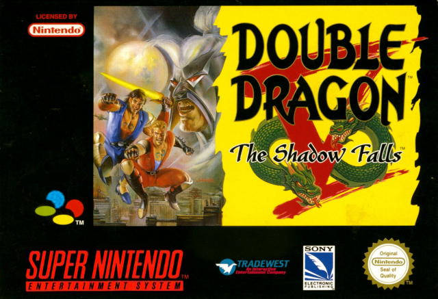 Double Dragon V The Shadow Falls Nintendo Fandom