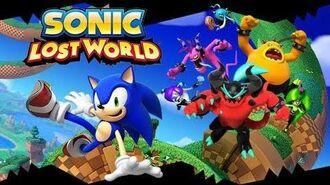 Sonic Lost World - Longplay
