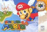 Super Mario 64 Portada