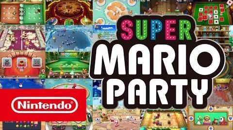 Super Mario Party - Tráiler del E3 2018 (NintendoSwitch)