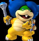 Ludwig von Koopa Super Mario Wii