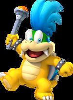 New Super Mario Bros. U Deluxe - Larry