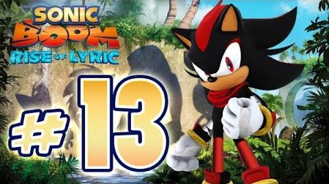 Sonic Boom Rise of Lyric (WiiU) Gameplay No Commentary Walkthrough Part 13