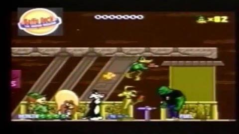 (SNES) Daffy Duck The Marvin Missions - Trailer