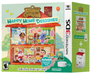 Animal Crossing - Happy Home Designer - Bundle