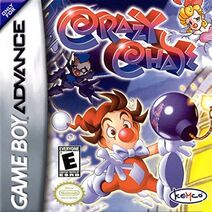 Kid Klown in Crazy Chase (GBA)
