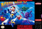 Mega Man X (NA)