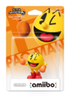 Amiibo - SSB - PAC-MAN - Box