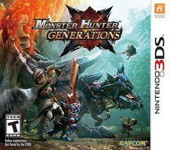 Monster Hunter Generations (NA)
