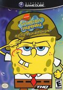 Spongebob Battle for Bikini Bottom GCN (NA)