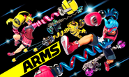 Switch ARMS illustration 02