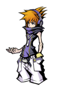 The World Ends with You Final Remix - Character Art - Neku 20