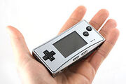 Gameboy micro