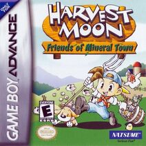 Harvest Moon - Friends of Mineral Town (NA)