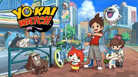 YO-KAI WATCH - Tráiler introductorio (Nintendo 3DS)