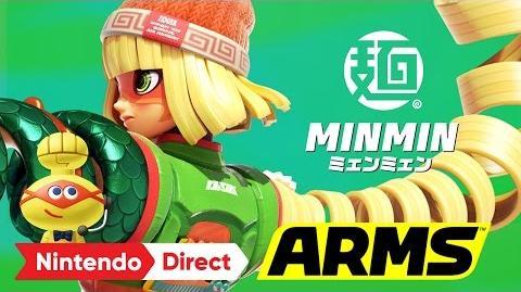 ARMS Nintendo Direct 2017.4