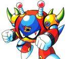 Bubble Crab (Mega Man X)