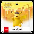 Amiibo - Detective Pikachu - Box