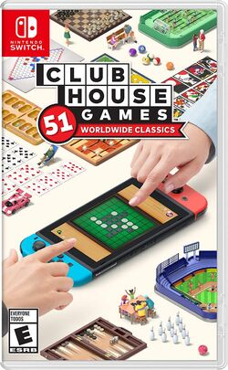 Clubhouse Games 51 Worldwide Classics (NA)