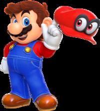 Mario SMO