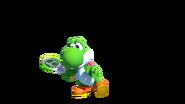 Mario Tennis Aces - Character Artwork - Yoshi 02