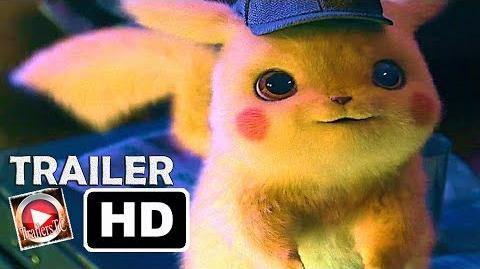 Pokémon Detective Pikachu Trailer Oficial Español Latino