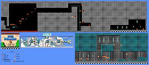 SMB3 World 6-Fortress 1