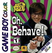 Austin Powers Oh Behave (NA)