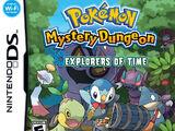 Pokémon Mundo Misterioso: Exploradores de la Luz y Exploradores de la Oscuridad