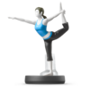 Amiibo - SSB - Wii Fit Trainer