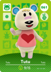 Animal Crossing Amiibo Card 061