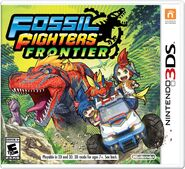 Fossil Fighters Frontier (NA)