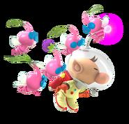 Hey! Pikmin - Character artwork 01