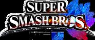 Logo EN - Super Smash Bros. Wii U