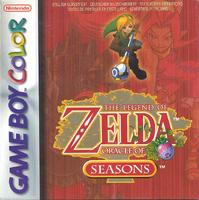 The Legend of Zelda - Oracle of Seasons (NA)
