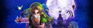 The Legend of Zelda Majora's Mask 3D - Artwork 02