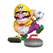 Wario (Mario & Sonic at the Olympic Winter Games)