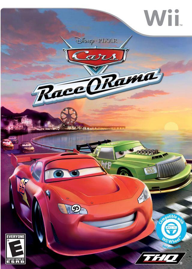 Cars Race-O-Rama   Nintendo   FANDOM powered by Wikia