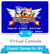 Sonic the Hedgehog 2 VC