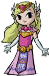 Zelda (The Legend of Zelda The Wind Waker)