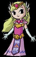 Zelda (The Legend of Zelda The Wind Waker)