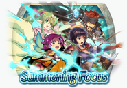 Fire Emblem Heroes - Summoning Banner - Battling Camus