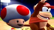 Mario Superstar Baseball - Ending & Credits 0-27 screenshot